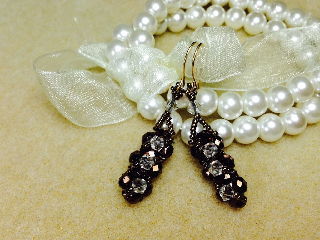 Sparkle Earrings and a little Chit Chat about the Giveaway