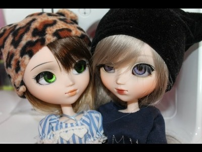 Cute doll animal beanie tutorial