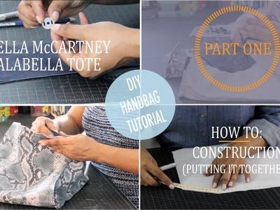 "DIY Stella McCartney Chain Bag   ""Make it"" Part 1"