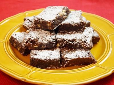 Fudge Brownies: Recipe (From Scratch Best Fudgy Brownies) Make It (How To) Di Kometa-DishinWithDi #9