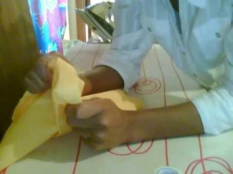 How to make an altar cloth pt. 1