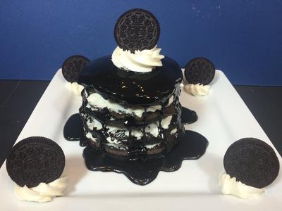 How to Make Oreo Pancakes