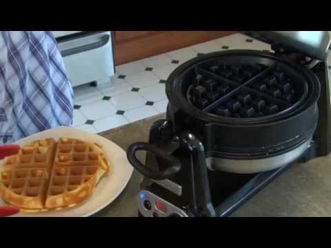 How to Make Perfect Fluffy Waffles - LeGourmetTV
