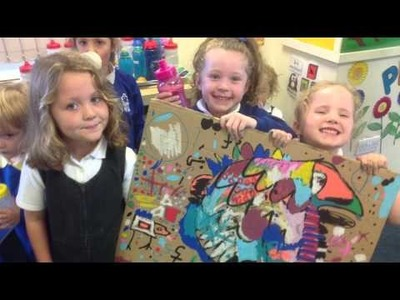 Art, Craft and Design in the National Curriculum