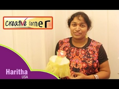 Creative Corner || How to Make Paper Basket