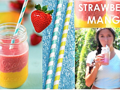 DIY Easy Summer Smoothie!