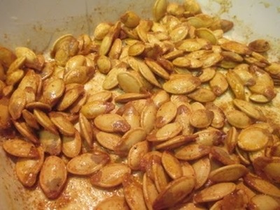 How to Bake Pumpkin Seeds