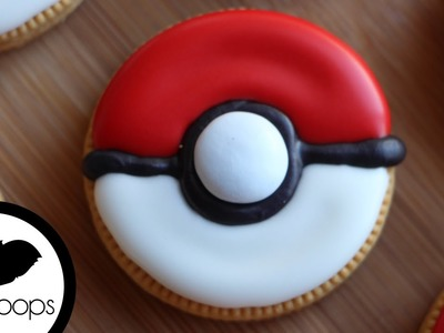 How to Make Pokeball Cookies