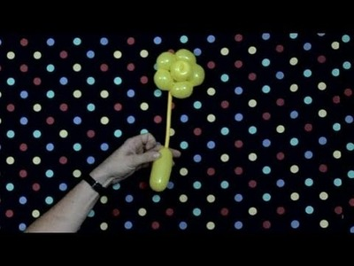 How To Tie A Flower Out Of A Balloon