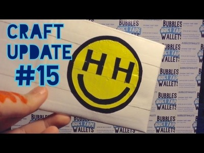 I'm A Happy Hippie (Craft Update #15)