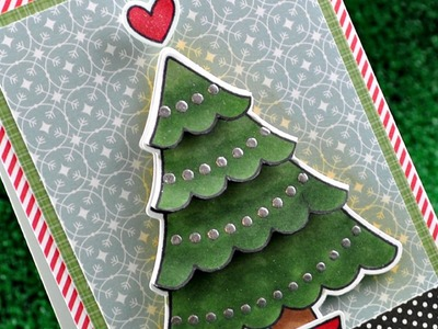 Intro to Trim the Tree + a card from start to finish