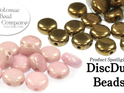 Product Spotlight: DiscDuo Beads