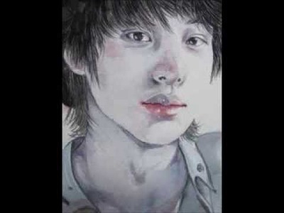 ' The Intrepid Wizard ' _ Taemin ( SHINee ) - Speed Painting. Fan Art