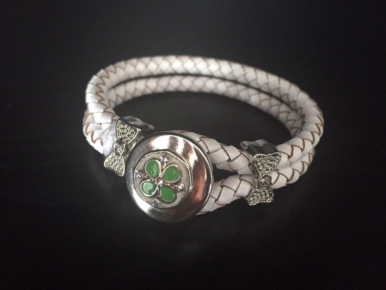DIY Chunk Bracelet