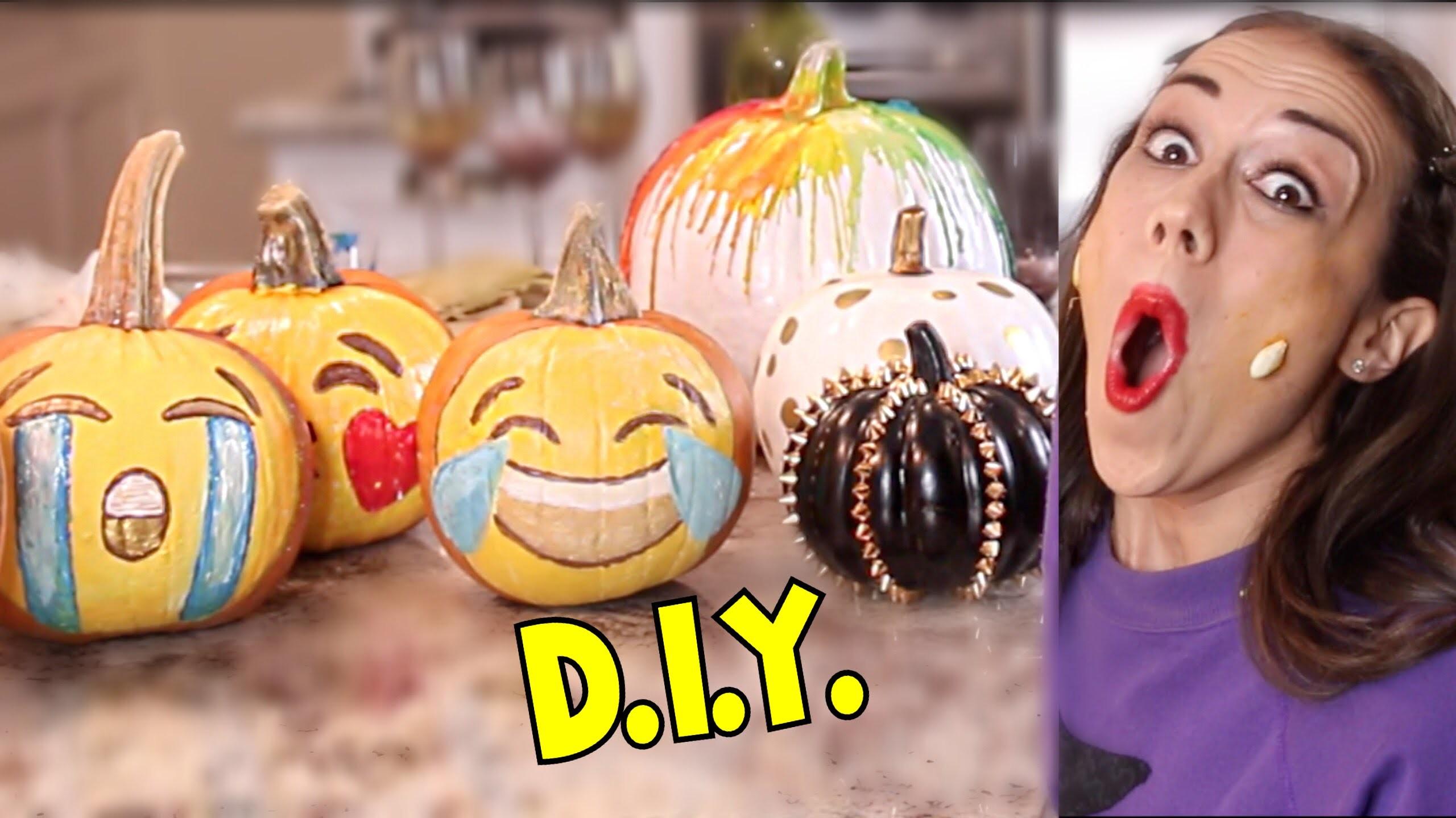 DIY Cute Pumpkin Ideas!