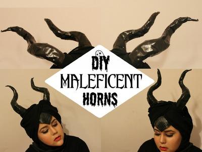 ✂ DIY Maleficent Horns   DIY Halloween