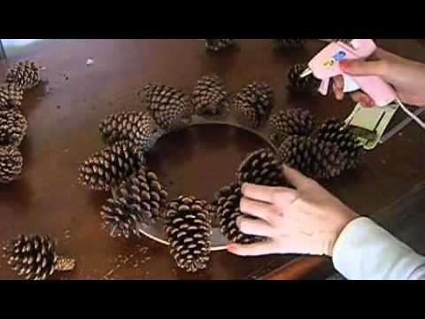 DIY Natural Christmas Decoration How to make Christmas Tree Ideas