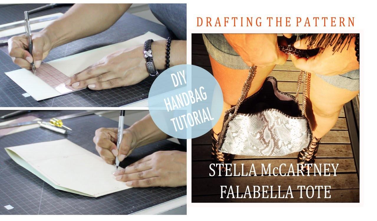 DIY Stella McCartney Chain Bag   Drafting the Pattern