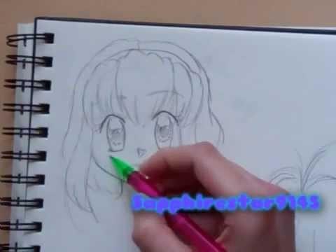 How to Draw Manga :Blush