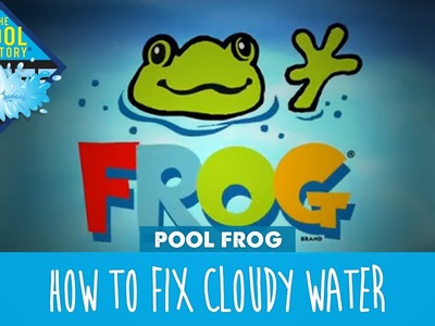 How to Fix Cloudy Pool Water by Pool Frog