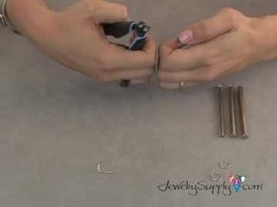 How to Make Jump Rings - Jewelry Making