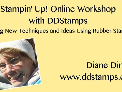 Stampin' Up! Online Party