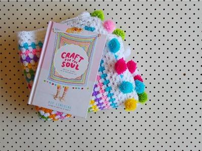 1. It's Oblong Story: Crochet A Granny Rectangle Blanket