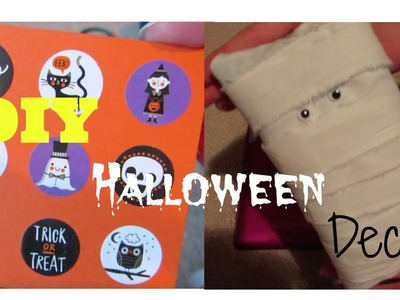 DIY Halloween Decor for Your American Girl Dolls!