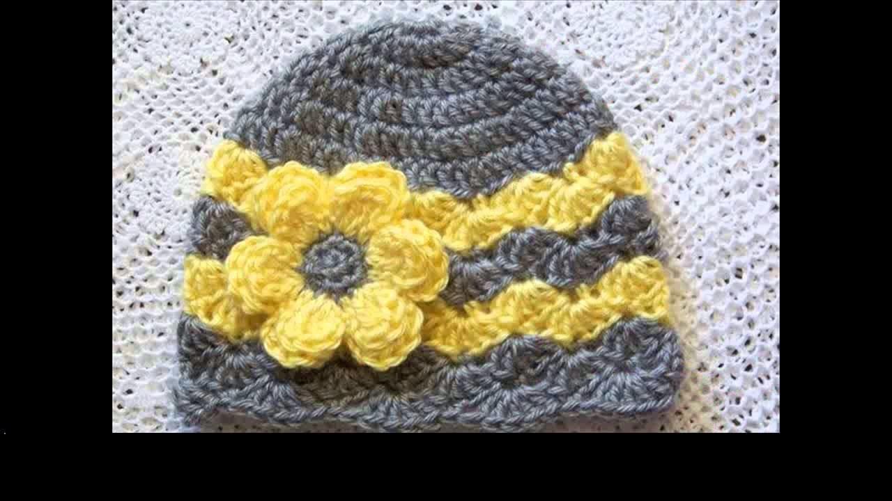 Free crochet baby hats free patterns