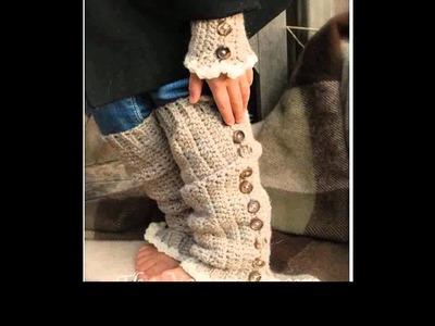 Free crochet leg warmers free patterns