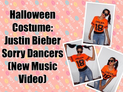 Justin Bieber Sorry Dance Easy Halloween Costume DIY | Lexi Noel TMQ