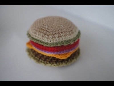 Channel News, and Free Crochet Cheeseburger Bean Bag, Foot Bag Pattern