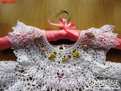 Crochet baby dress| How to crochet an easy shell stitch baby. girl's dress for beginners 221