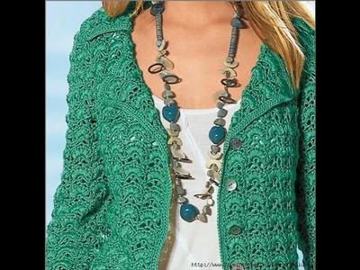 Crochet cardigan| free |crochet patterns| 409
