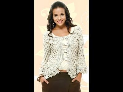 Crochet cardigan| free |crochet patterns|377