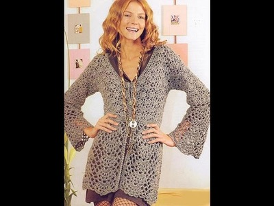 Crochet cardigan| free |crochet patterns|385
