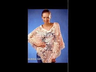 Crochet Shawl| Free |crochet patterns| 324