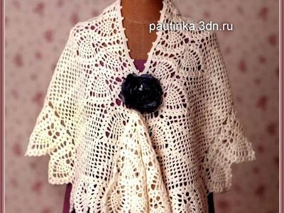 Crochet Shawl  Free  crochet patterns  313