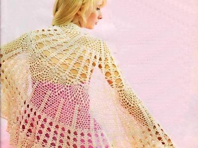 Crochet| Shawl patterns |crochet patterns| 308