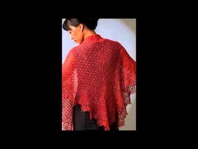 Crochet| Shawl patterns |crochet patterns| 293