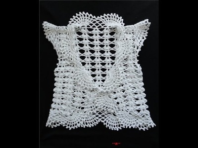 Crochet Shrug  free  Crochet patterns  361
