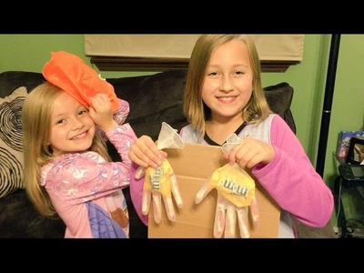 HALLOWEEN TREATS HANDY CANDY DIY CRAFT FOR KIDS