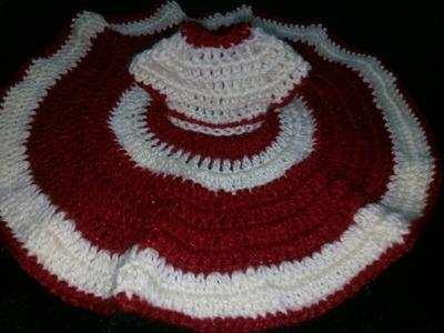 Part 1 - Winter Dress of Bal Gopal. Ladoo Gopal. Thakurji - Simple Crochet poshak