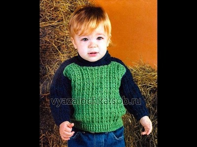 VERY EASY crochet cardigan. sweater. jumper tutorial - baby and child sizes 35