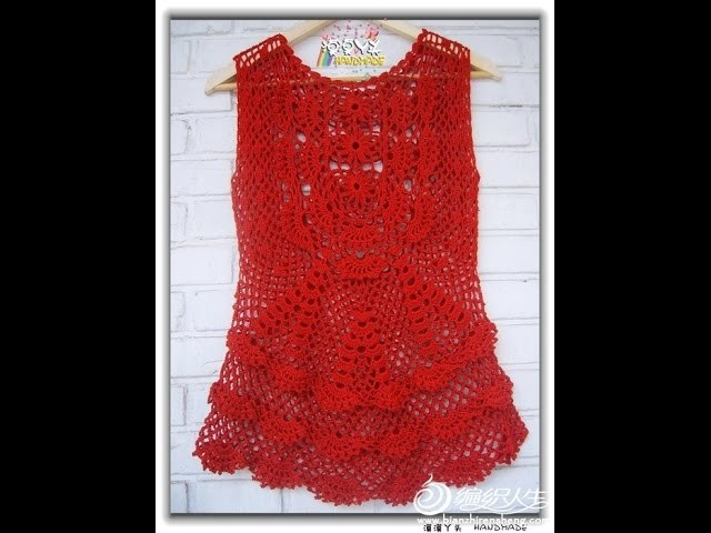 Crochet baby dress| How to crochet an easy shell stitch baby. girl's dress for beginners 240