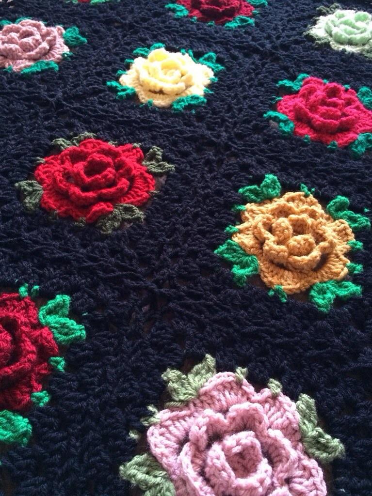 Crochet Bedspread Free Simplicity Patterns135