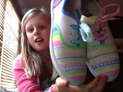 How To Decorate Your Shoes