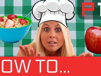 How to eat like an F1 driver - breakfast - Part 3