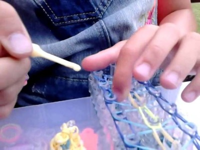 How to make a minion out of loom bands