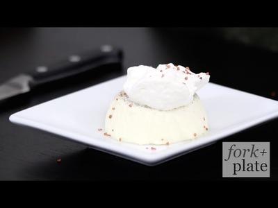 How to Make Panna Cotta